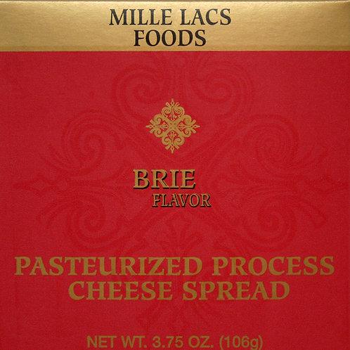 #ML43256 3.75oz Classic Brie Boxed Cheese Spread 48/cs. $1.40 each $67.50/cs.