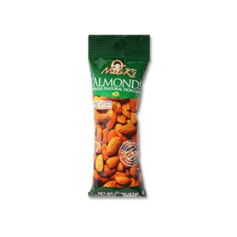 # 8192 1.5oz. Madi K Natural Almonds 12/Case $1.29 each $15.48/ Case