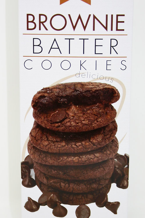 #8700 6oz Brownie Batter Cookies 12/Case $4.00 each, $48/Case