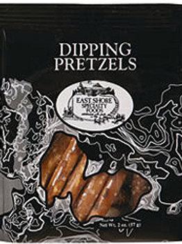 #PD6 East Shore Dipping Pretzels 6oz case 18 $2.19@