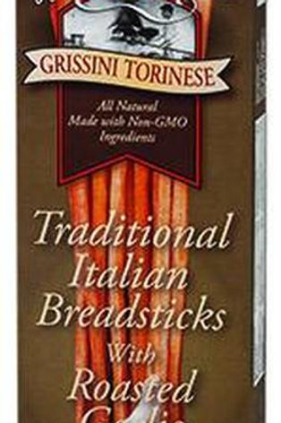 #ML43341 4.40oz Roasted Garlic Breadsticks 10/Case $1.85@ $18.50Case