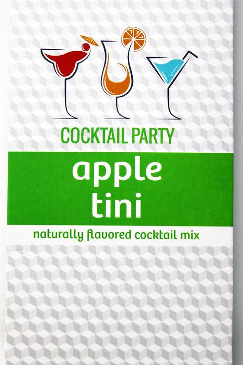 #2545 3oz Apple Tini Cocktail Party Mix 6/Case $2.95 each McSteven's $17.70
