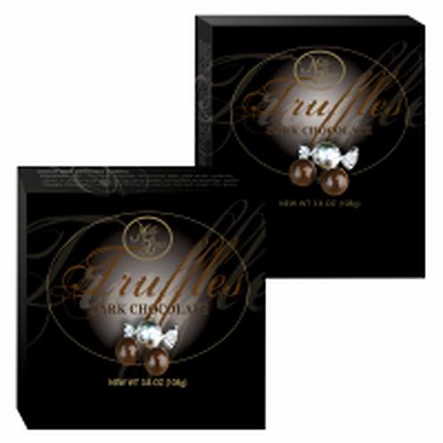 ML48050 3.80oz Dark Chocolate Truffles 24/case $2.30 each, $55.20/Case