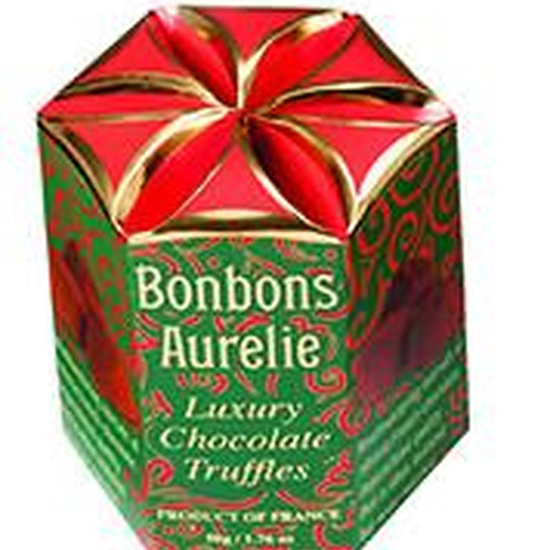 #ML48115 1.76oz  Aurelie Box Bon Bons 12/case $2.99 each