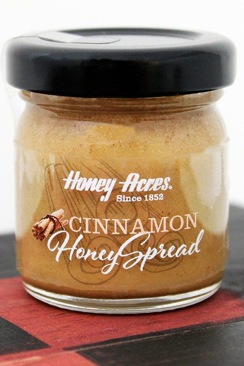 #8155 - 1.5oz Cinnamon Honey Spread by: Lost Acres $2.25@