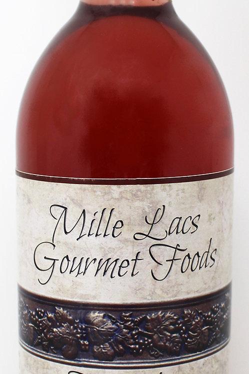 ML102 25.4oz Mille Lacs Muscadine Juice All Natural Mille Lacs Label 6/cs $5.90