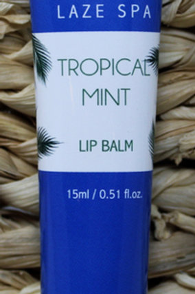 #LS305 - 0.51oz Tropical Mint Lip Balm only $1.55@ wholesale. hurry stock up