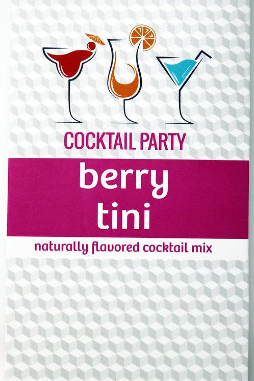 #2544 3oz Berry Tini Cocktail Party Mix 6/case $2.95 each McSteven's $17.70