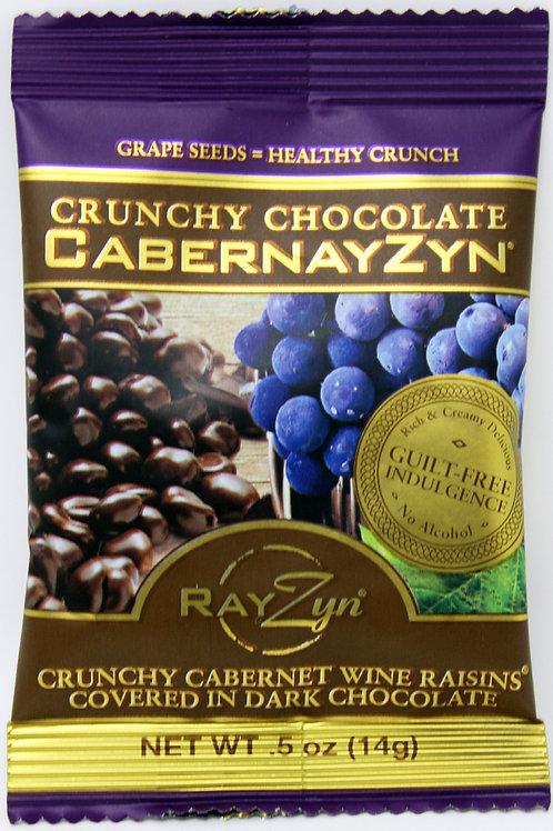 2906 .5oz Choc. CabernayZyn The Wine RayZyn Co $1.00@