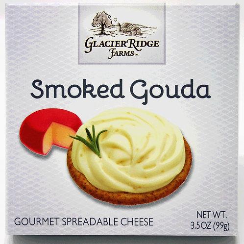 #9203 - Glacier Ridge Smoked Gouda Spread Box $1.70@ case 12