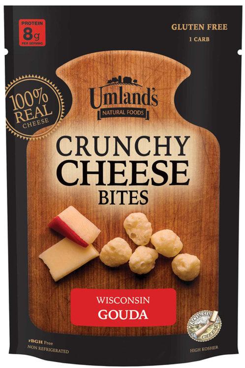 #UM005 .6oz Umland's Wisconsin Gouda Cheese Bites 36/Case $2.15 @ $77.40/Case