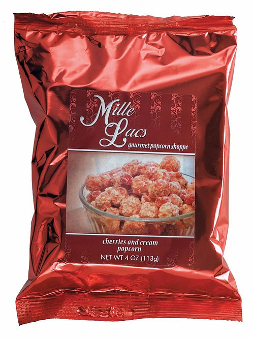 #ML40103 4oz Cherries and Cream Popcorn 12/Case $1.90 each