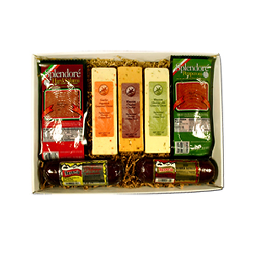 #Gift 172 Cheese and Sausage Assortment Grande A