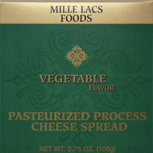 #ML43273  3.75oz Classic Vegetable Boxed Cheese Spread 48/cs $1.40each $67.20/cs