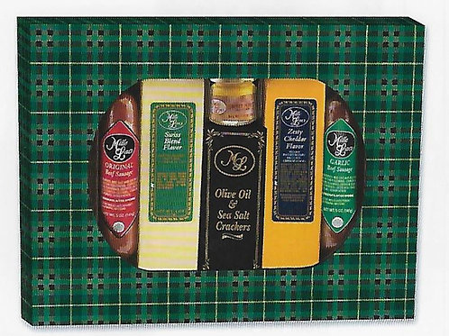 #ML7075 Tartan Treats Gift Set only $10.75@ cs 12