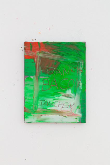 Francis Bacon Taschen, 2020