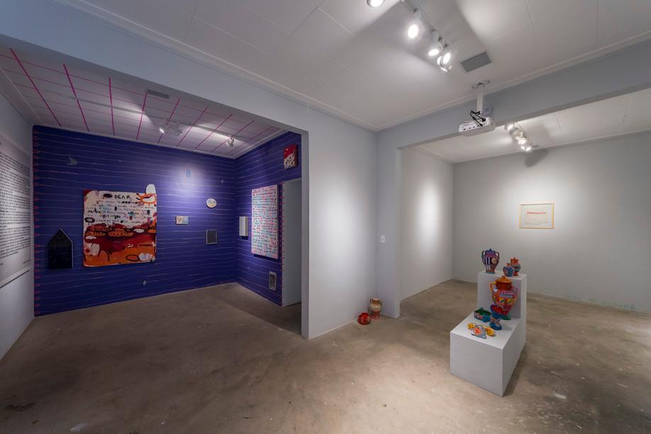 Vista da instalação [Installation view]
