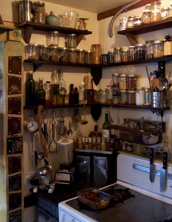 the wild ship wrecks kitchen