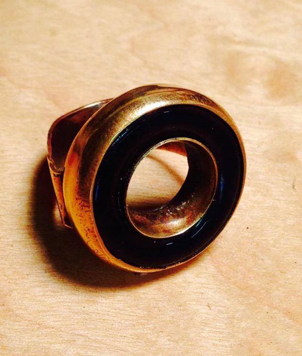 Onyx & Brass
