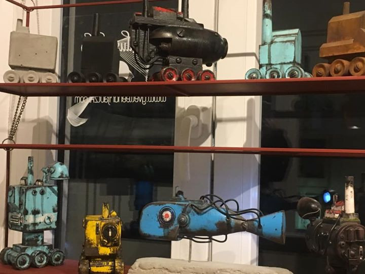 robots by Smida