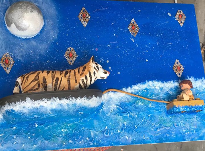 The Tiger and the Sea