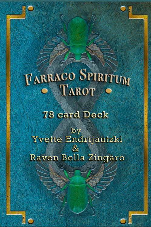 Farrago Spirit Tarot (please read detail below)