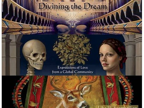 DIVINING THE DREAM, art book by Liba W Stambollion