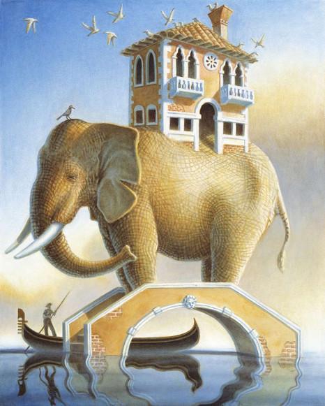 Elefant Bridge
