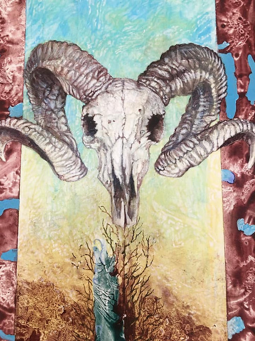 Ram-Bunctious by Landscape by Otto Rapp