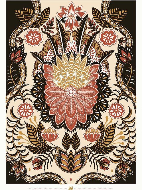 Floral Print II