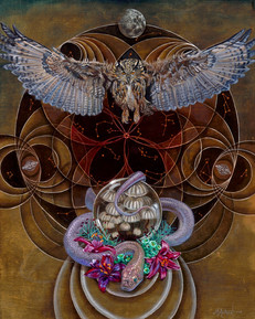 Clairvoyance by Michelle Anderst