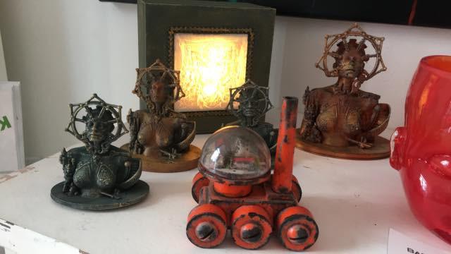 Mater deis and Smida Robots