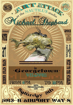M.Shepard Poster