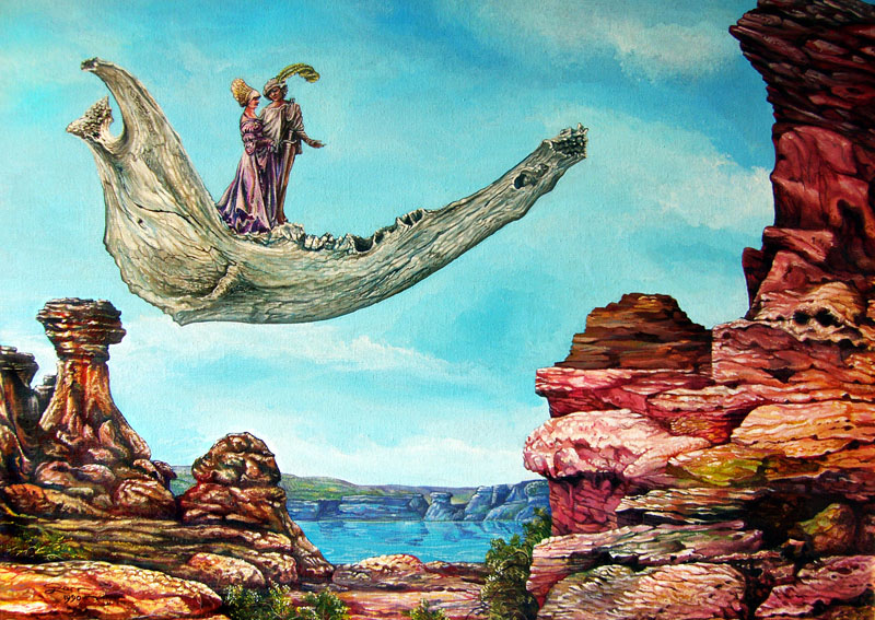 BOGOMILS JOURNEY by Otto Rapp