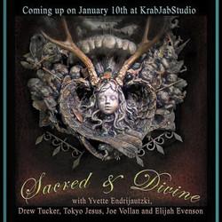 Sacred & Divine Poster