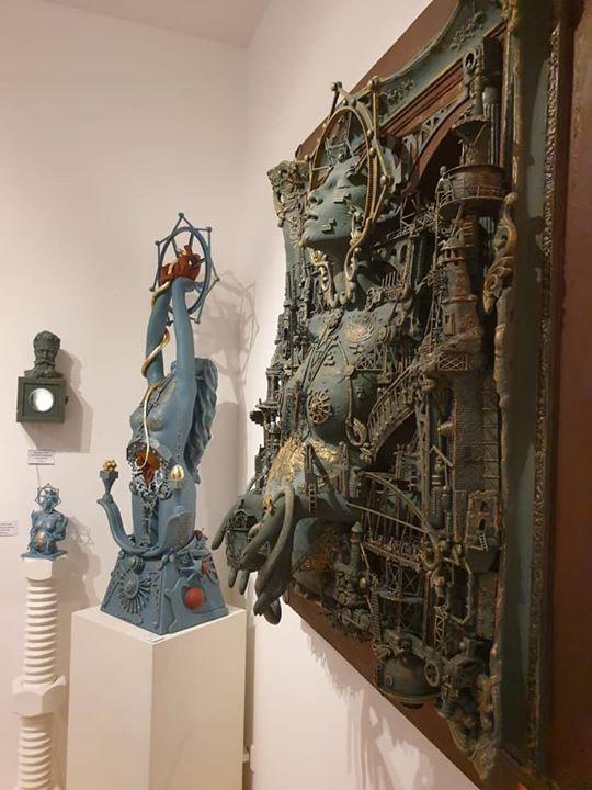 the art of Yvette Endrijautzki