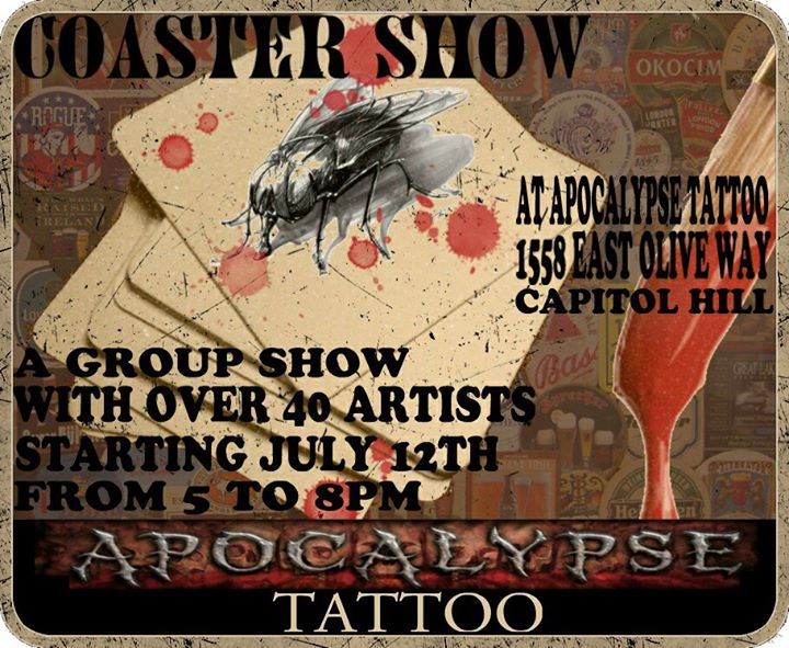 Coaster Group Show