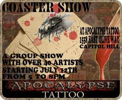 Coaster Group Show