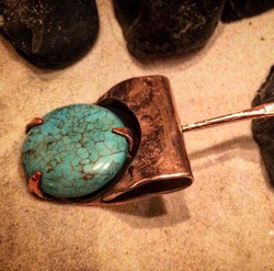 Turquoise Copper