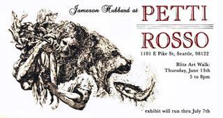 Petti Rosso Art Walk
