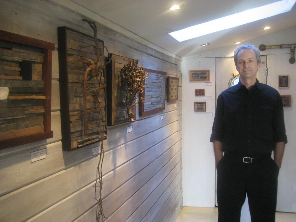 James C Bassett 's exhibit