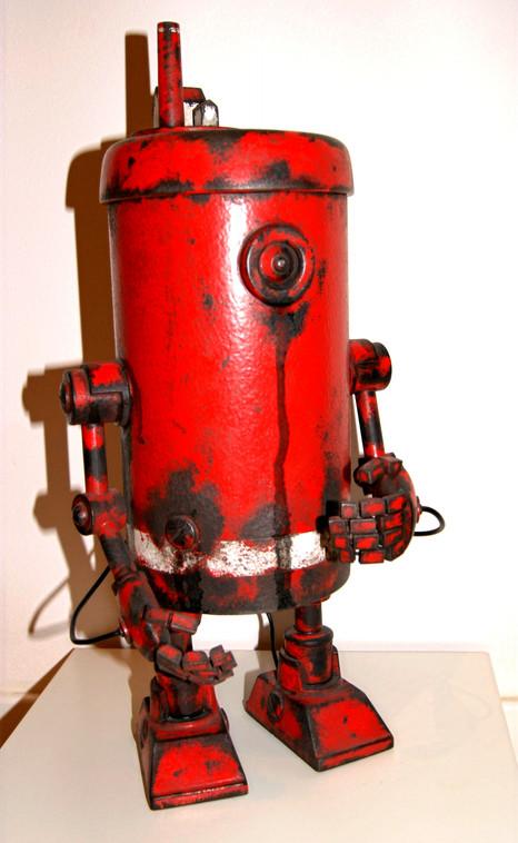 Big Red Barrel
