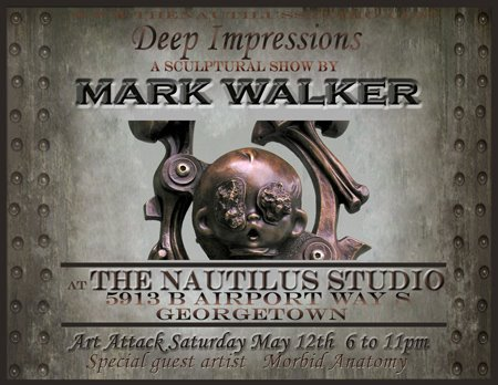 M Walker Poster