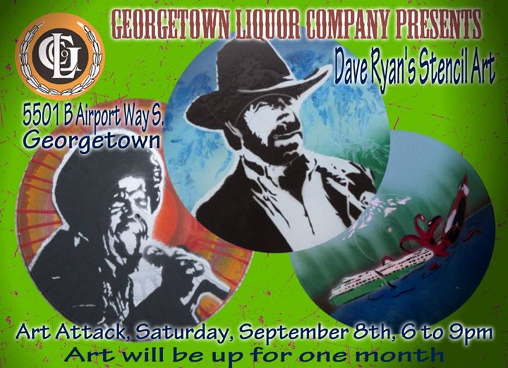 Vinyl Art event