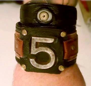 5 bracelet