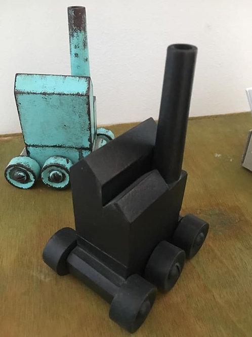 rollende Fabriken by M.Smida