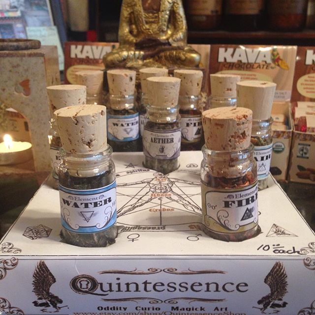 Quintessence Package design