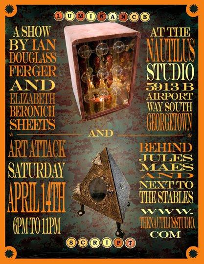 Ian D Ferger Poster