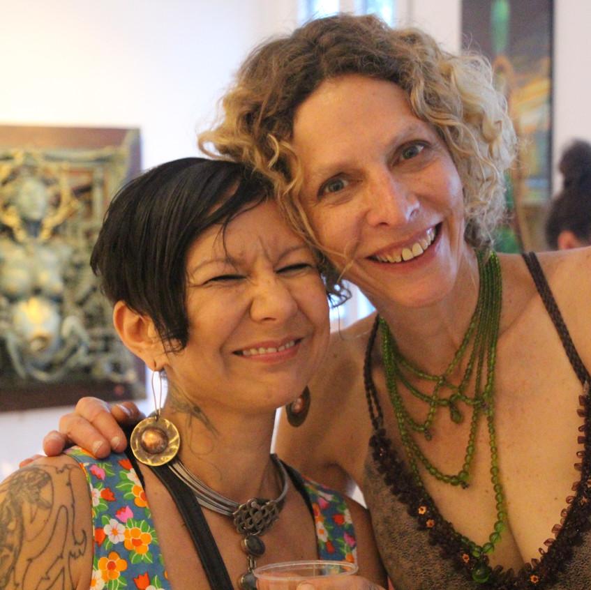 Liba and Yvette