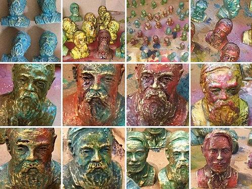 Friedrich Engels Bust